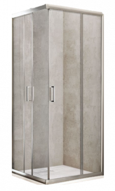 BOX DOCCIA ANG.TRASP.100x120BB GOL T 1012