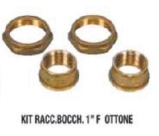KIT BOCCHETTONI OTTONE D.3/4 F547121130
