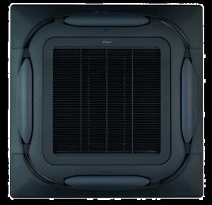 GRIGLIA DESIGN NERO - BYCQ140EPB