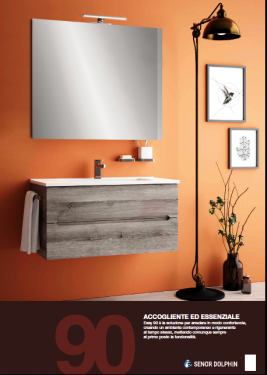 BASE EASY AFRODITE 90 - ROVERE THERMO