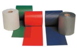 PVC BLU  H100mmX25mPVCBL25N